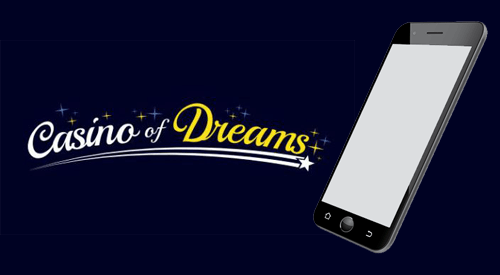 Casino of Dreams Mobile