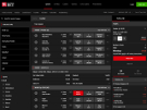 MansionBet Sports Screenshot
