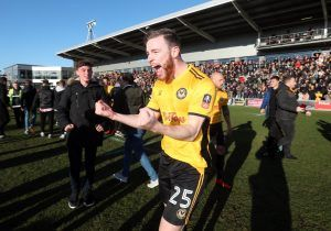 Newport County v Morecambe Match Preview & Free Bets