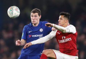 Arsenal v Chelsea Match Preview & Free Bets