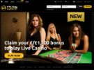 PKR Live Casino Screenshot