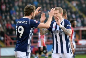 West Bromwich Albion v Brighton & Hove Albion Match Preview & Free Bets