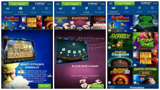 online casino app start games casino