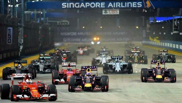 Betting Favourites for the Formula 1 Singapore Grand Prix