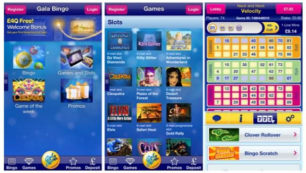 Gala bingo online casino comment jouer au poker cartes