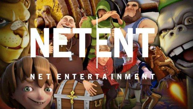 Top 20: Suosituimmat NetEnt kolikkopelit
