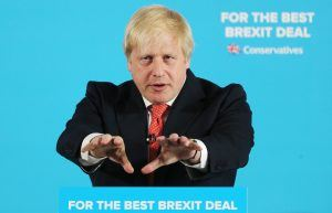 Boris Johnson as low as 4/1 to be next Prime Minister after Hung Parliament confirmed