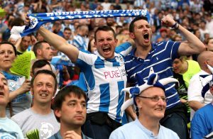 Huddersfield Town 4/7 to be relegated in 2017/18