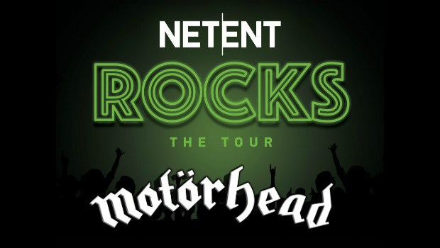 NetEnt Launches Motörhead Slot as Last Installment of 'NetEnt Rocks' Series