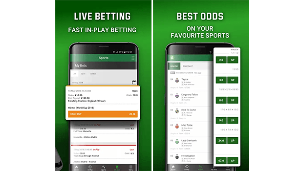 Online betting apps betting line nfl week 1