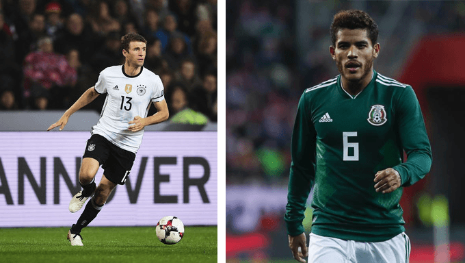 Germany vs Mexico World Cup 2018 Betting Tips and Odds