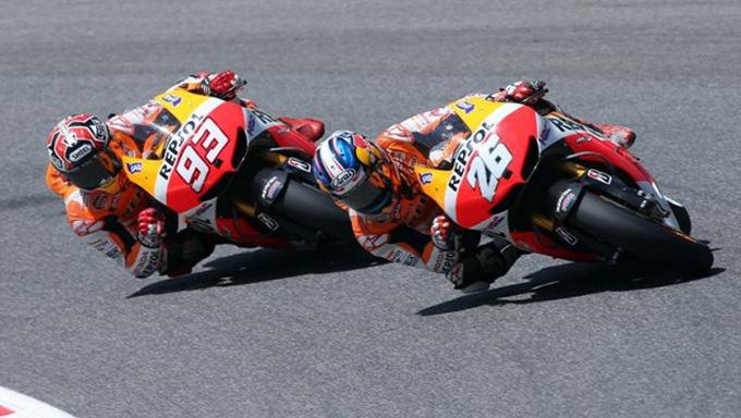 MotoGP, Gran premio di Catalogna: Marquez favorito, Pedrosa cerca