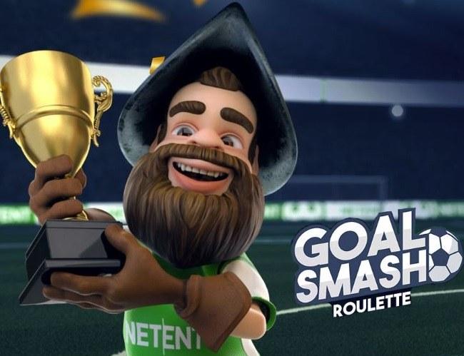 Upptäck NetEnt Goal Smash Roulette hos nytt svenskt casino