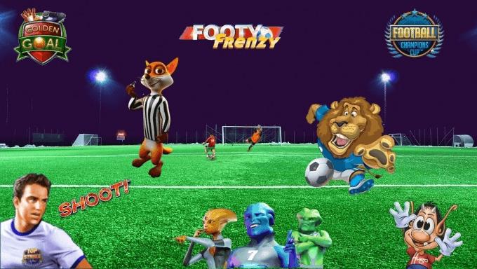 Top 10 fotboll slots: bäst spelautomater med fotbollstema