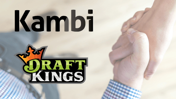 DraftKings Strikes Sports Betting Software Deal with Kambi