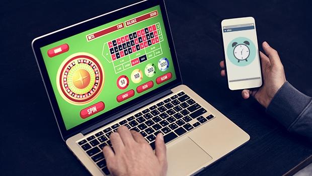 Alarm erinnert an Online-Roulette