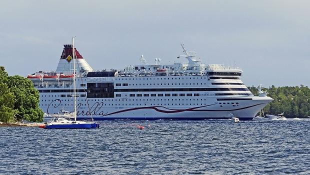 Casinokryssning med Viking Line