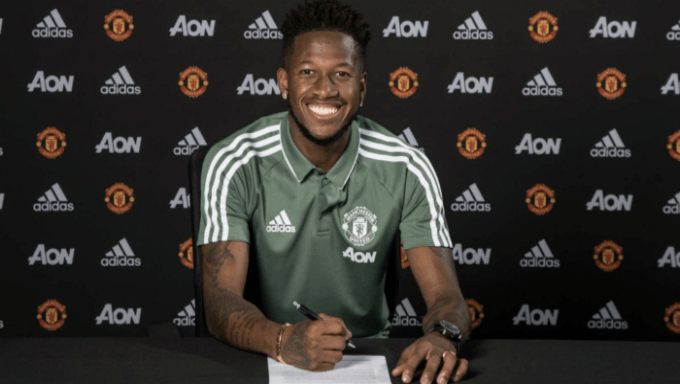 Manchester United Sign Brazilian Midfielder Fred for £52m