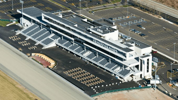 Meadowlands Racetrack Will Offer Sports Betting Next Month