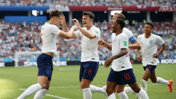 England World Cup Form Sees Major Rise in Betting Activity
