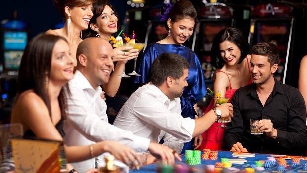 Casinospelare