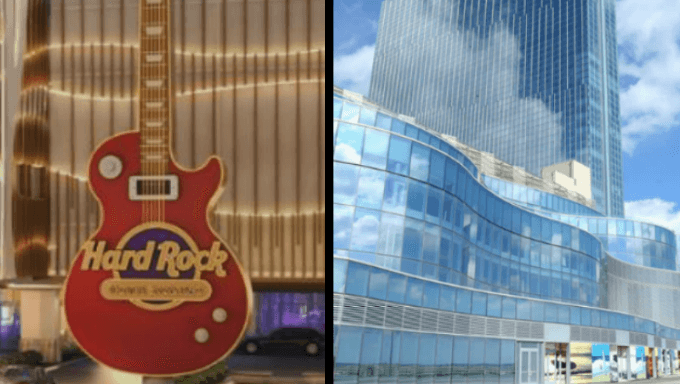 Hard Rock and Ocean Resort Casinos Opened in Atlantic City