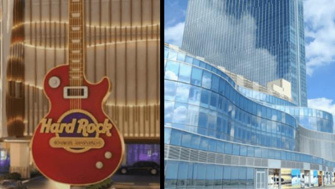 Hard Rock and Ocean Resort Casinos Opened in Atlantic City