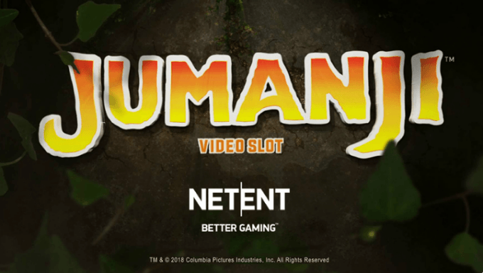 NetEnt Releases Jumanji Slots Following 2017 Box Office Hit