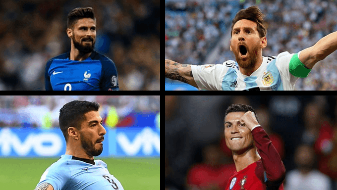 France vs Argentina & Uruguay vs Portugal Betting Tips