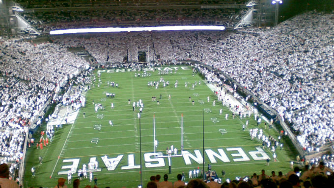 Penn State Request Poses Latest Sports Betting Obstacle