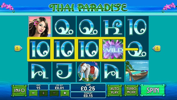 Slot Thai Paradise