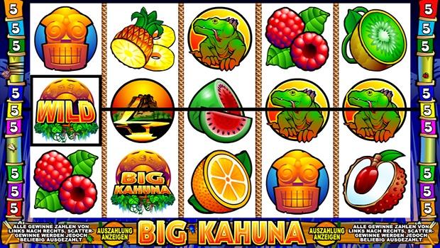 Slot Big Kahuna