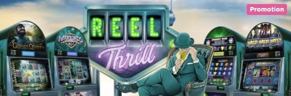 Mr Green Reel Thrill kampanj