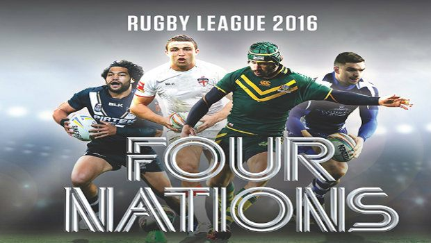 Best Bets for the Rugby League 2016 Four Nations