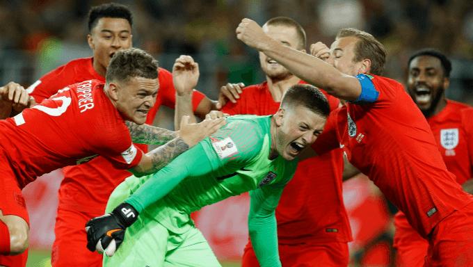 England v Sweden World Cup 2018 Quarter Final Betting Tips