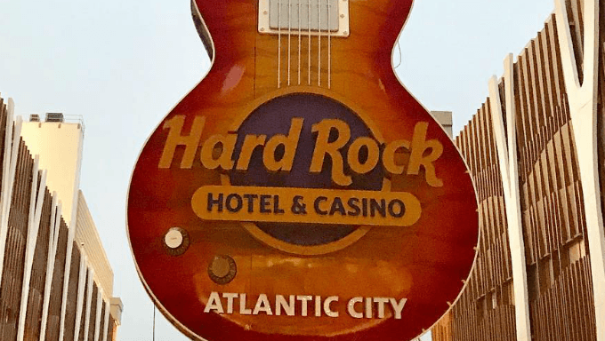 Multiple Slot Gameplay Offered at Hard Rock Online Casino