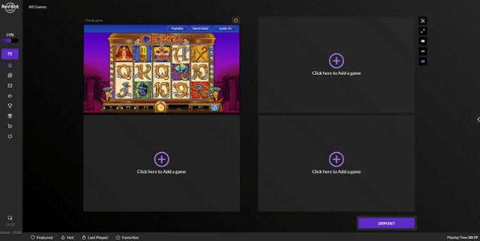 Multiple Slots