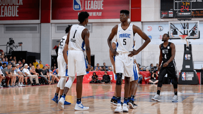 NBA Summer League Top 5 Spreads and Bets for July 9 Games