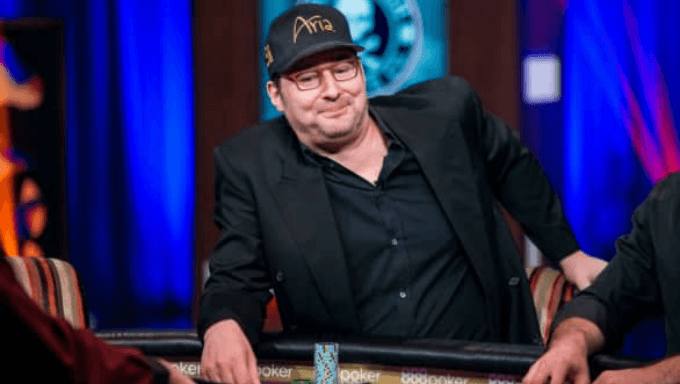 Poker Star Hellmuth Sees WSOP Main Event Marred By Outburst