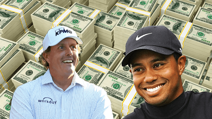 Analysing Tiger Woods & Phil Mickelson's $10 Million Match