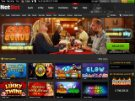 NetBet Bitcoin Casino Screenshot