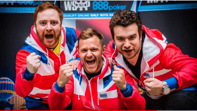 United Kingdom Places First In 888poker 8-Team WSOP Contest