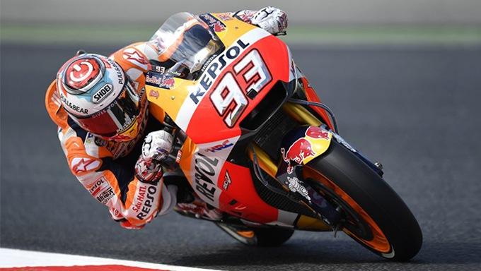 MotoGP: dominio Marquez al Sachsenring