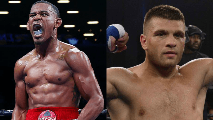 Jacobs, Derevyanchenko Set for Middleweight Title Bout