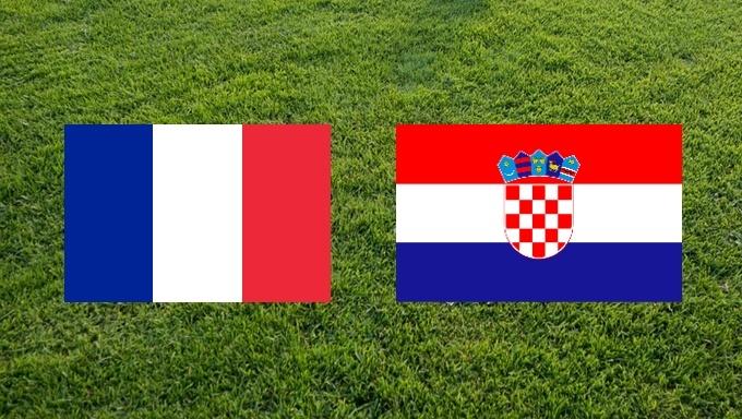 Frankrike - Kroatien: Dags för VM-final igen