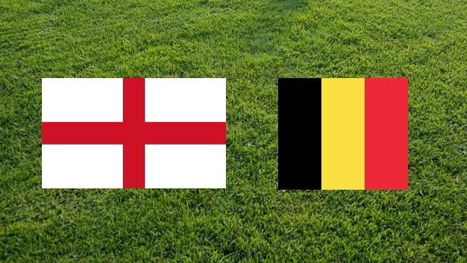 Belgien - England: Det kan bli en målrik bronsmatch