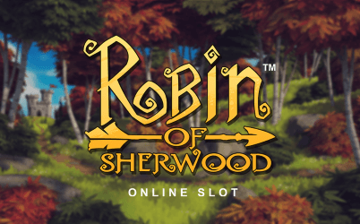 Robin of Sherwood spelautomat