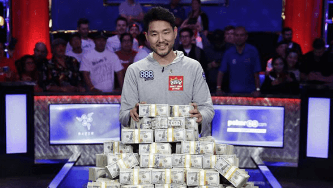 John Cynn Defeats Tony Miles In Epic 2018 WSOP Main Event