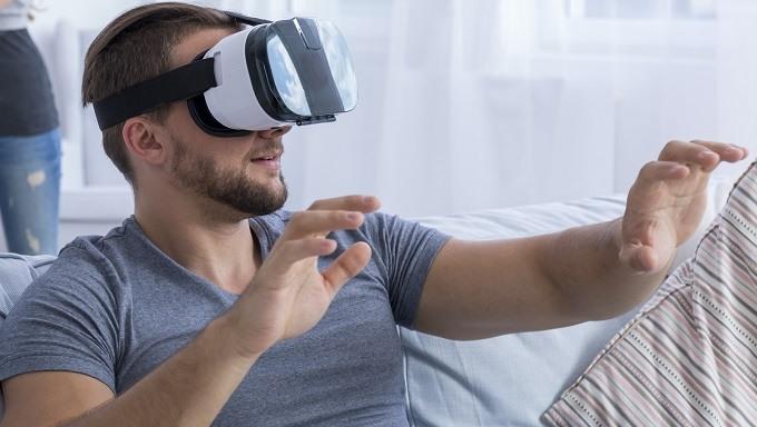 virtual reality framtid för live casino