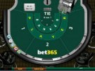 Bet365 Casino Baccarat Captura de Pantalla 2